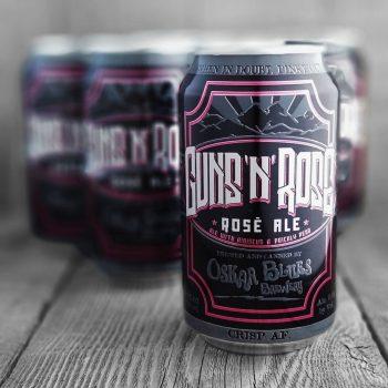 Guns N' Roses подала в суд на пивоварню за использование названия группы